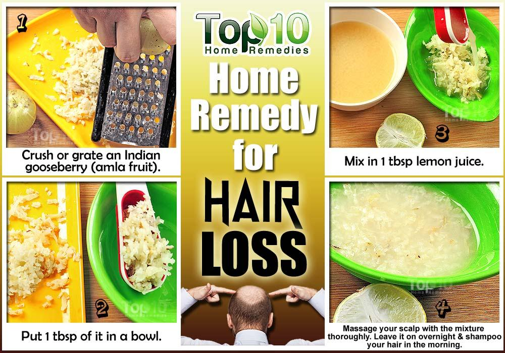 Home Remedies For Hair Fall Control And Hair Growth